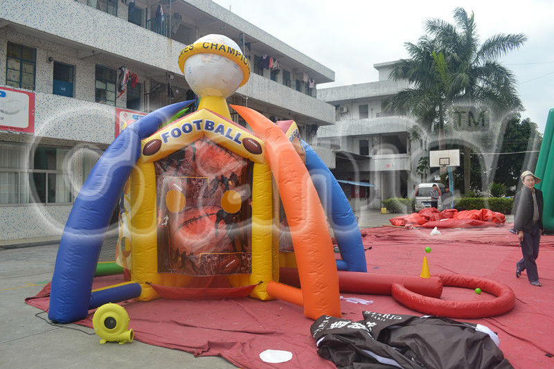 hot sale Inflatable Worlds Sports Challenge 5 in 1 combo game