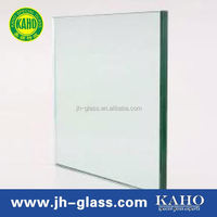 fashion design tempered glass for kitchen cabinets