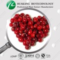 ISO&KOSHER certificated Cranberry extract anthocyanins