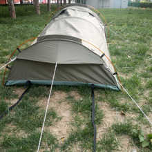 Wholesale Outdoors Folding Tunel Tent Waterproof Camping Double Swag