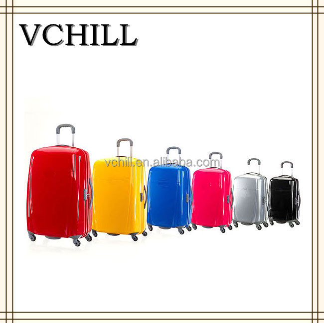 Urban ABS PC Colorful Luggages