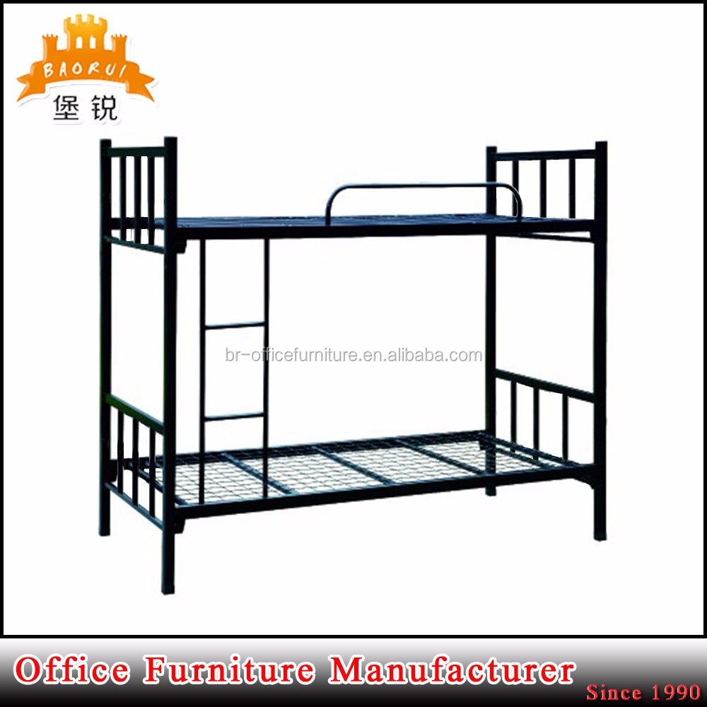 Steel double deck bed - Cheap Heavy Duty Double Decker Steel Beds Frame Metal Bunk Bed For Sale Buy Double Decker Metal Bed Frame Heavy Duty Steel Metal Bunk Bed Cheap Beds For