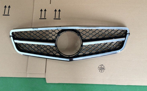 For Mercedes W204 Front Grille 07-ON Car Accessories