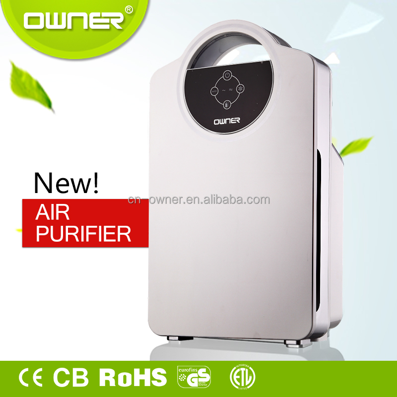 ALPINE FRESH AIR 2.2 PURIFIER IONIZER OZONE ECOQUEST LIVING AIR 220V