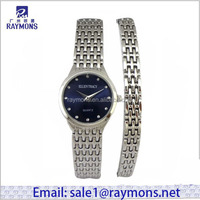Hot selling famous brand lady vogue wrist watch with lowest price