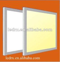 2012 HOT SALE Office Dimmer Control RGB LED Ceiling Panel Light 20W 600x600