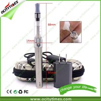 large vapor pen electronic cigarette/heavy smoke electronic cigarette clear atomizer ec4