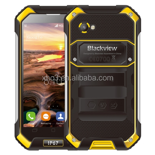 Hot selling IP67 Waterproof Dustproof Shockproof Blackview BV6000 smartphone 4.7 inch Android 6.0 phone
