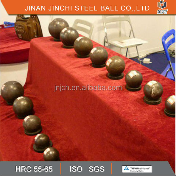 20-150mm forged grinding steel balls/grinding media for mine ball mill