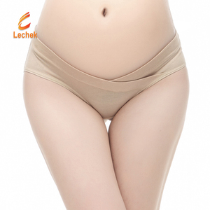Low Waist Maternity Breathable Underwear Maternity Panties Anti-Bacterial Cotton Pregnancy Briefs Women Clothes