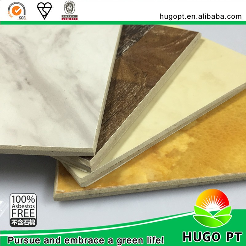 2016 Decorative Fireproof Interior Drywall Calcium Silicate Board Price