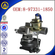 RHF4H 8973311850 VA420076-VIDZ turbocharger for Isuzu