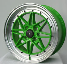 work green color wheels for sale