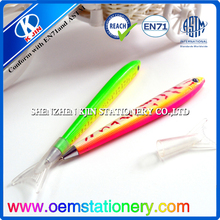 2016 personalized hotsales mini animal fish ball pen for kids