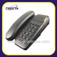 single line push button corded analog phone