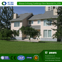 insulated executive china well designed garden house prefab house