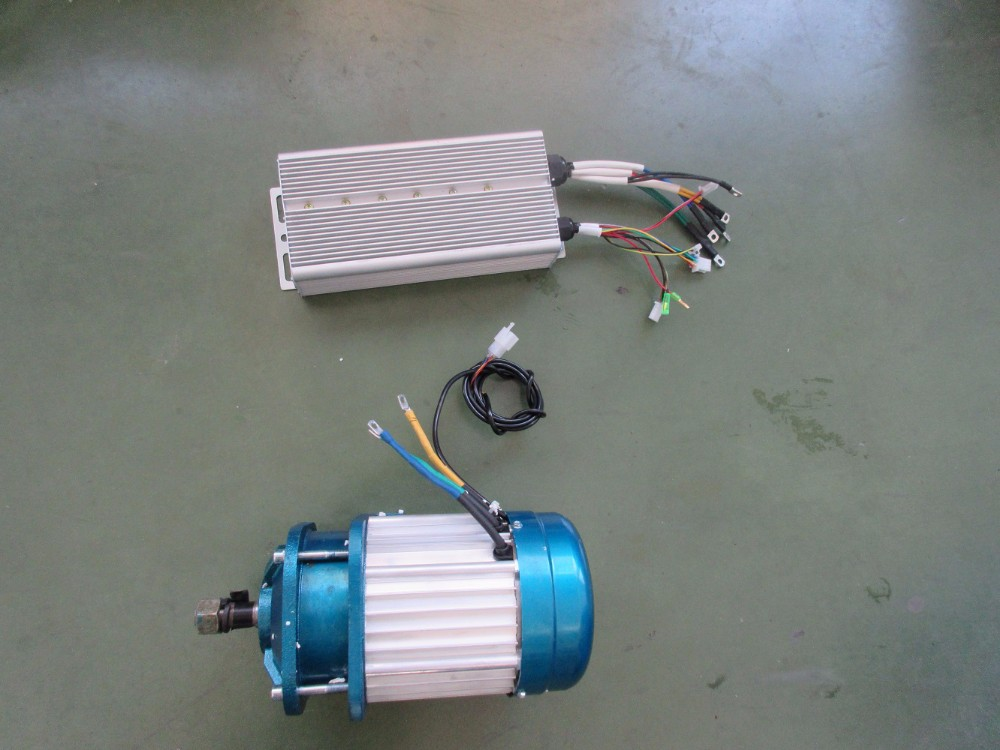 electric rickshaw /tricycle brushless dc driect drive electric motor