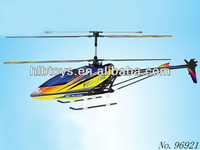 2013 New Model,Middle 3.5 channel RC Helicopter With Gyro, Radio Control Helicopter Toy