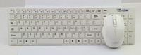 Classic slim 2.4g wireless keyboard and mouse combo, KMSW-023