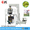 Soonke Food Nitrogen Fill Sealing Fruit Pulp Packaging Machine