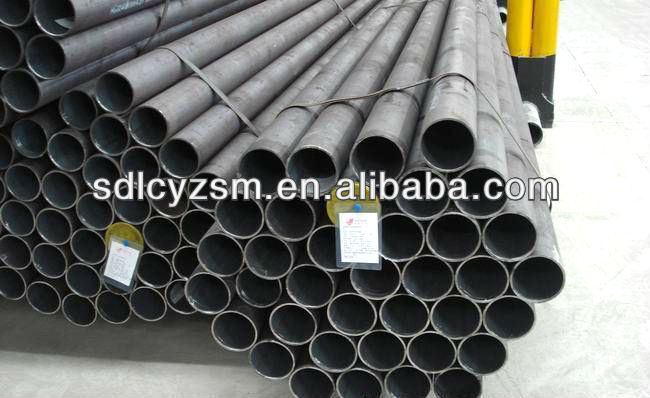 ST45.4 DIN1629 Fluid Pipe of Coal Steel Production