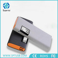 High capacity LCD portable 20000mah power bank from shenzhen