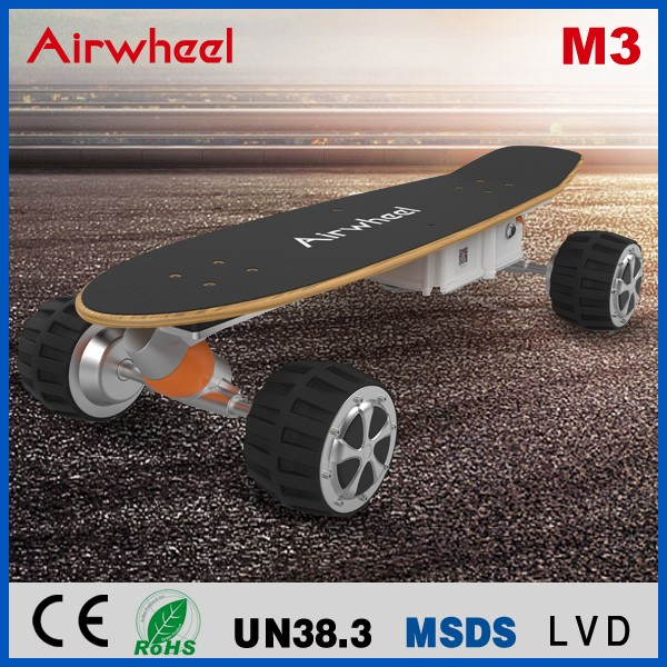 Airwheel M3 electric skateboard hover board roller skates air board