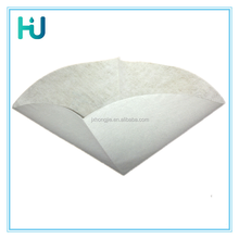 Food grade impregnated nonwoven cooking oil filter paper