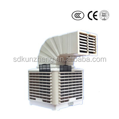 The direct type of evaporative air cooler uses primary wet surfaces.