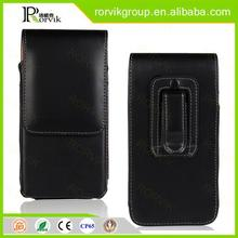 blank smart phone case with magnetic flip leather cover for HUAWEI Honor 3X