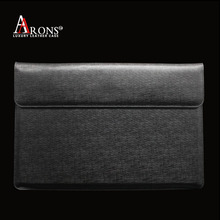 Custom OEM Flip Luxury Genuine Leather Tablet Cover Leather Case for ipad pro