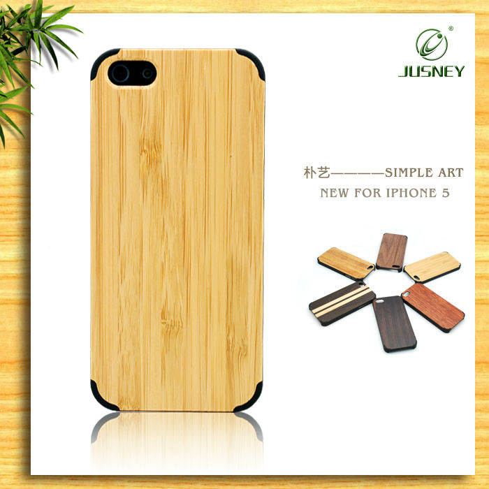 Best Quality Wooden For I Phone5 Cases And Covers With Engraving