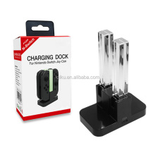 Best Selling Products 4 in1 Handle Charger For Nintendo Switch Joy-Con Charging Dock USB 4 Controllers