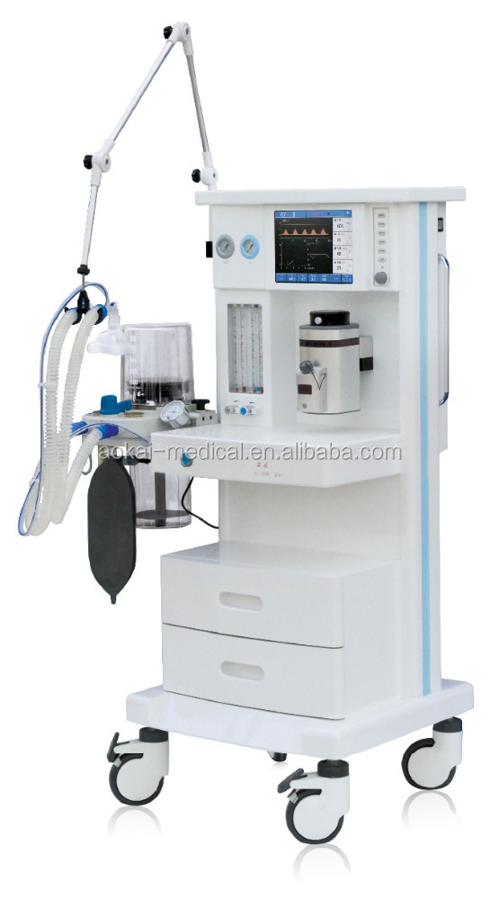 Reliable pneumatic transmission system/ Breath assist/Anesthesia Machine with Ventilator