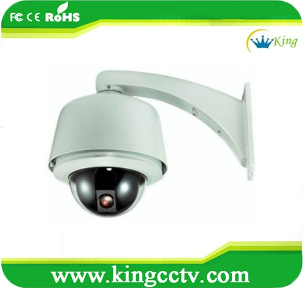 Outdoor 18X zooma auto tracking ptz camera