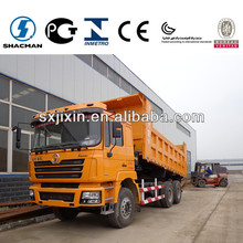 shacman dump truck have lorry transport service