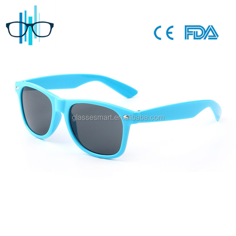 Hot Sale Promotional Free Samples Party Printed Sunglasses