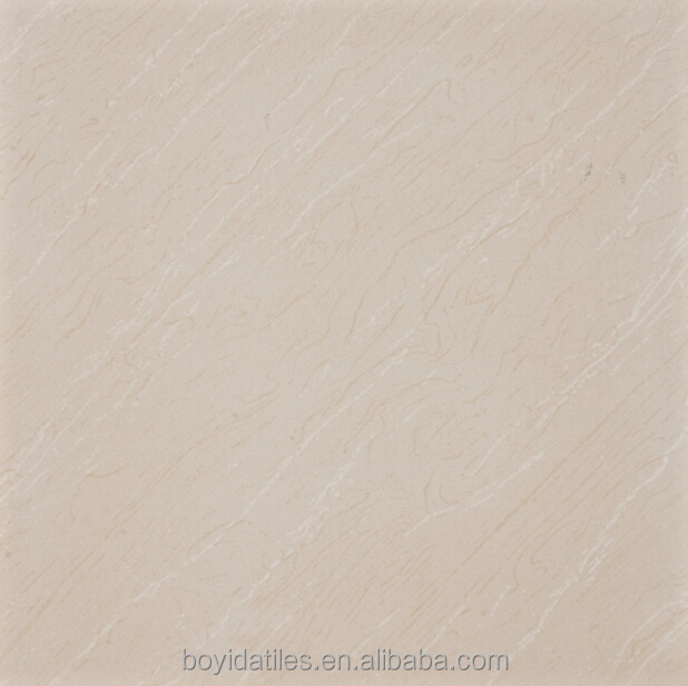 Ivory White Polished Shiny Homogeneous Flooring Tile 24x24
