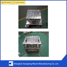 Aluminium cooler box rotational mold