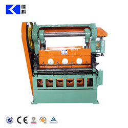 Full automatic expanded metal mesh machine (Manufacture)