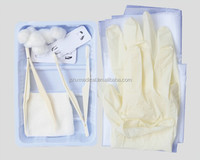 medical supply disposable wound dressing kit type 2 for hospital