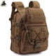China wholesale vintage trekking waterproof black army military tactical camping backpack