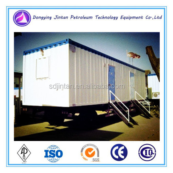 ISO Certificate Container House