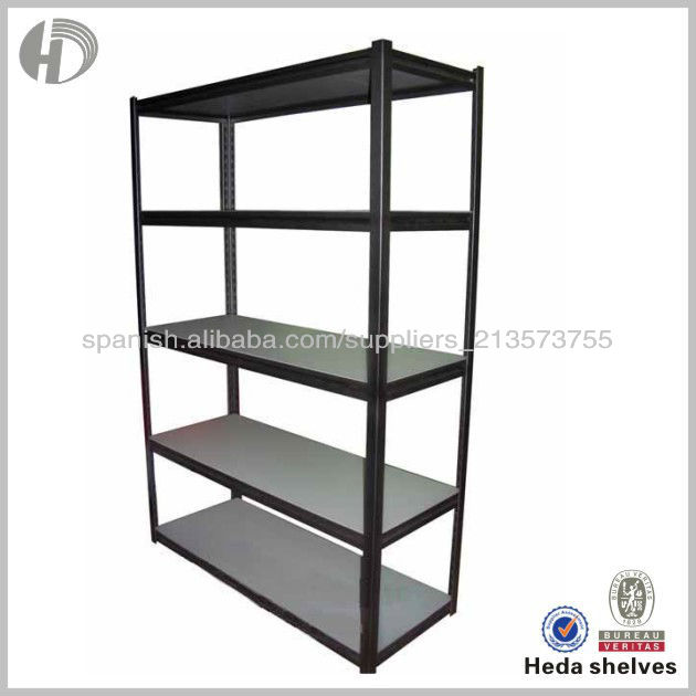 light duty 3 level pallet racking