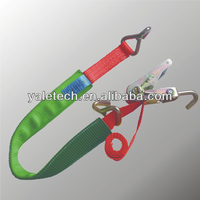 car lashing with green tube grip from china manufacturer