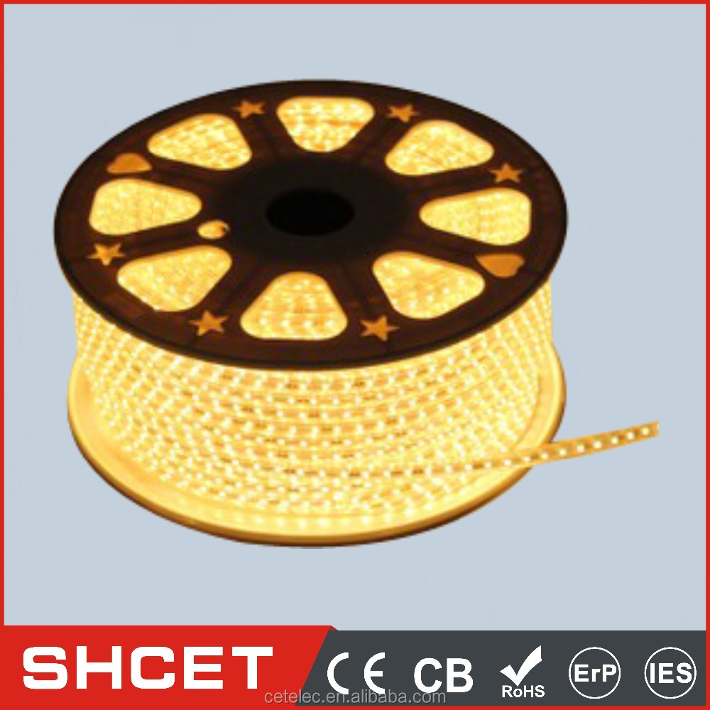 30LED Flexible LED Strip Light SMD 5050 led strip RGB 4-5LM Circui Board 10mm 7.2w 12V 55M DIY Card Decorate