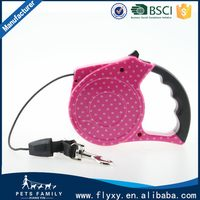New Crazy Selling retractable leashes for dogs