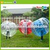 human inflatable body bubble bumper ball suit football soccer bubble ball for adult