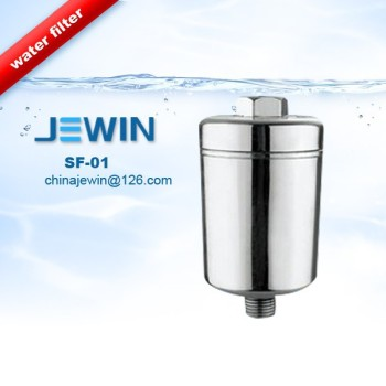 Portable Bathroom Remove chlorine Vitamin Chrome Shower Filter