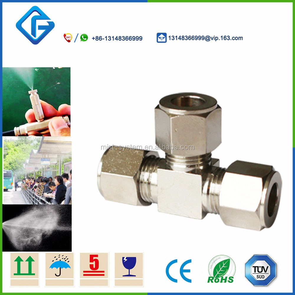 "9.52mm 3/8"" new type brass stainless steel drainage pipe fittings"